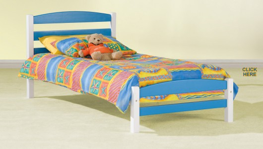 Upholstered Full Bunk Bed